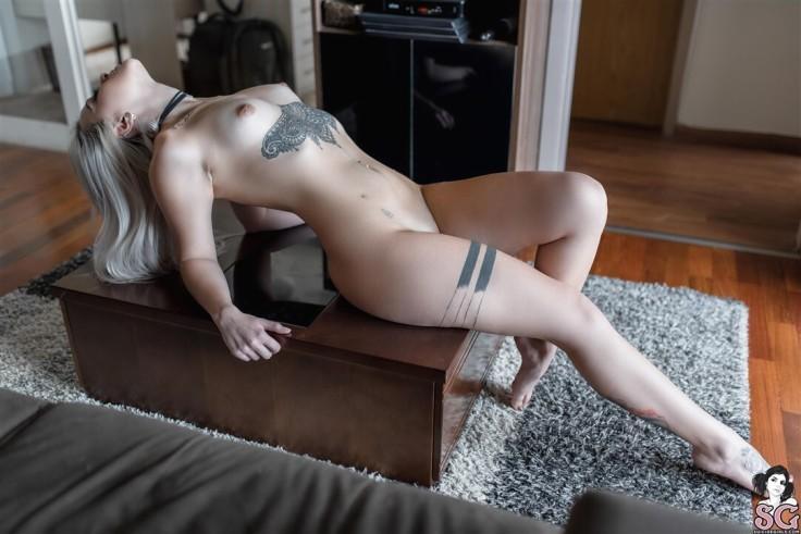Barbara Steil Nua Suicide Girls – Cozy Place – Sexy Belas – Ensaios Sensuais  Grátis